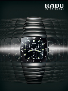 RADO International Advertising Campaign