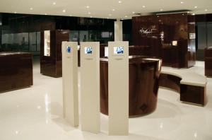 Baselworld booth design