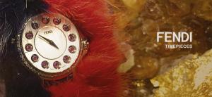 FENDI Timepieces 2014