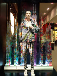 ETRO EXPO Milano 2015 Shop Windows