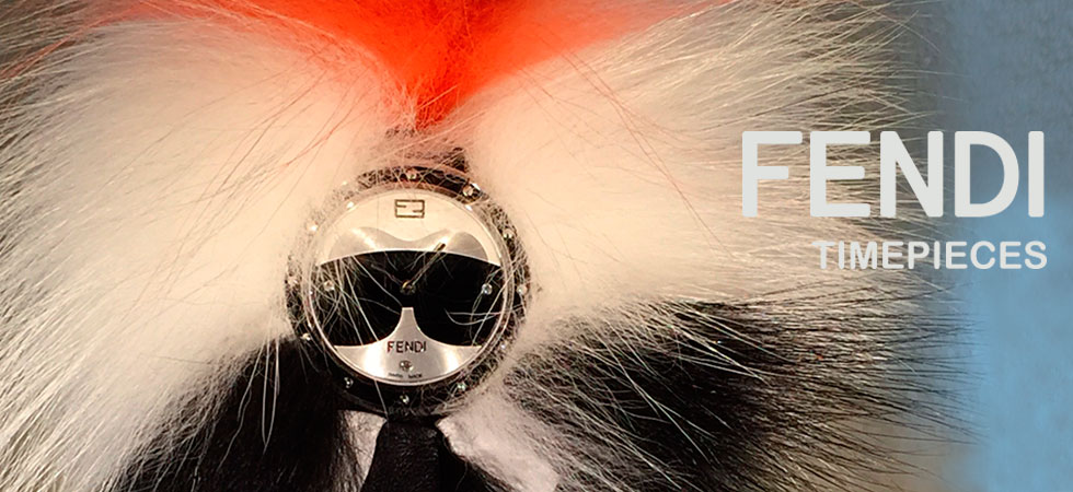 FENDI Timepieces 2016