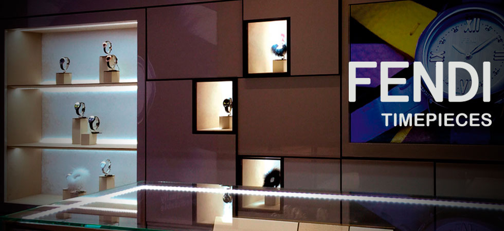 FENDI Timepieces Boutique