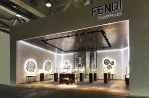 FENDI Timepiecs BaselWorld 2017