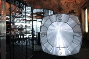 PANERAI SLICE OF TIME SALONE DEL MOBILE MILANO