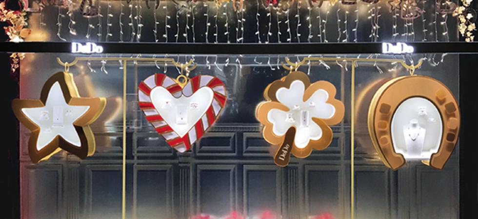 DODO Christmas Shop Windows