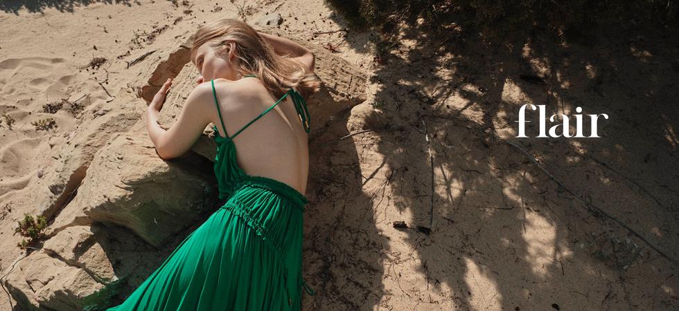 FLAIR Magazine _ Simone De Beauvoir